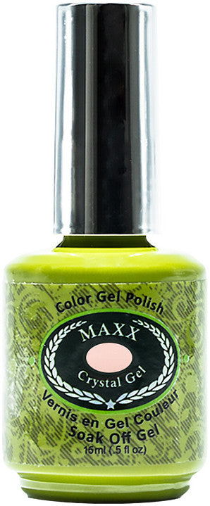 Maxx Crystal Gel Color Polish 010