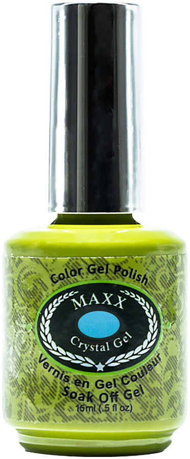 Maxx Crystal Gel Color Polish 011
