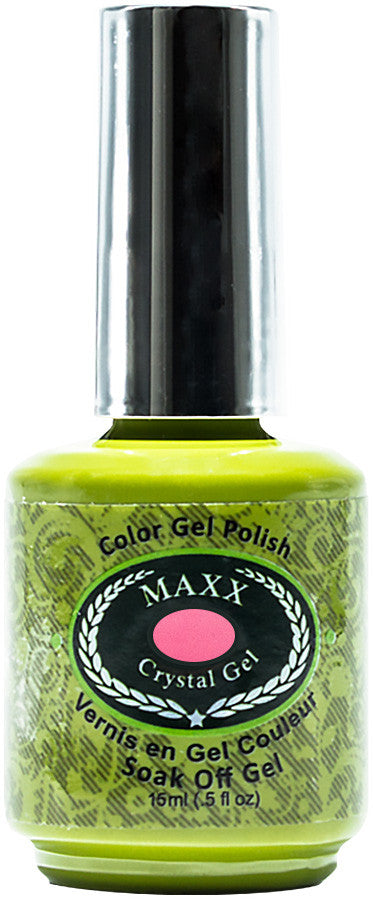 Maxx Crystal Gel Color Polish 012