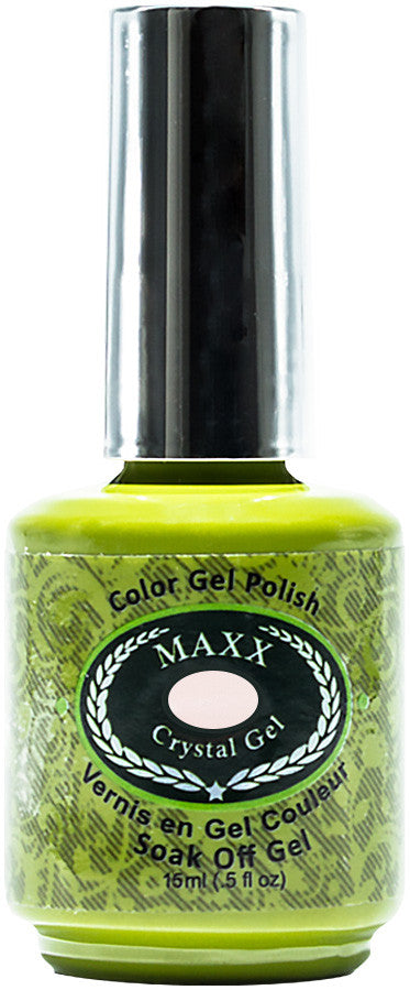 Maxx Crystal Gel Color Polish 015