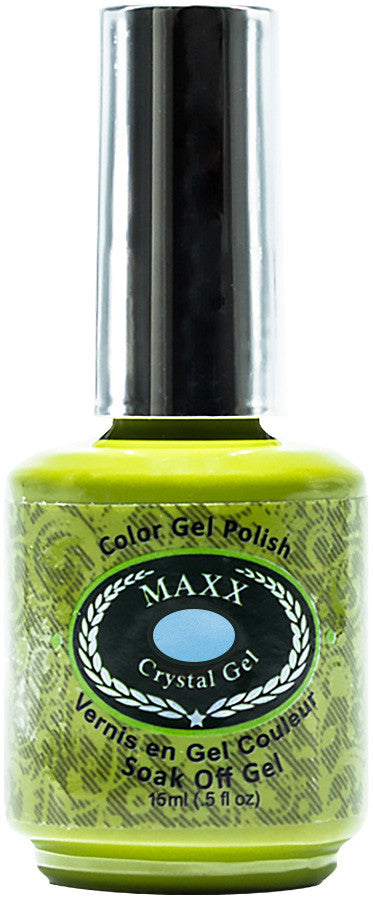 Maxx Crystal Gel Color Polish 018