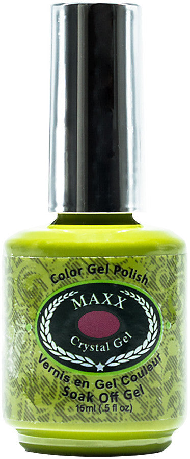 Maxx Crystal Gel Color Polish 024
