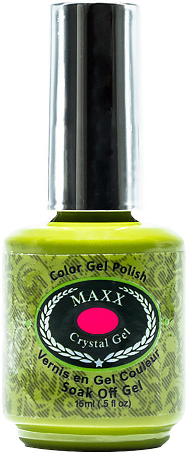Maxx Crystal Gel Color Polish 027