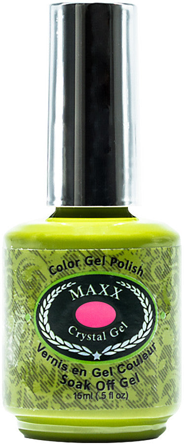 Maxx Crystal Gel Color Polish 028