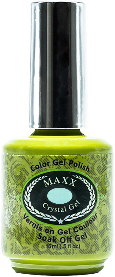 Maxx Crystal Gel Color Polish 030