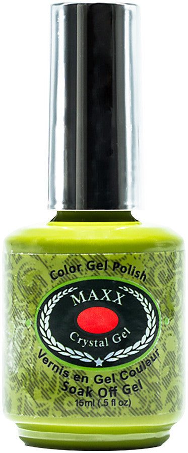 Maxx Crystal Gel Color Polish 034