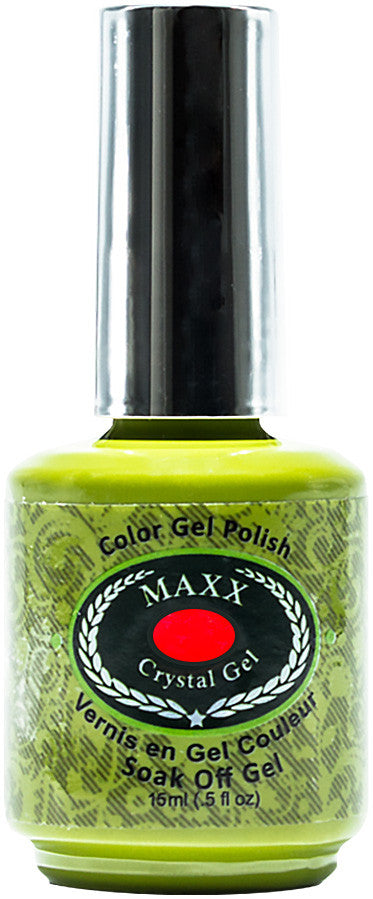 Maxx Crystal Gel Color Polish 036