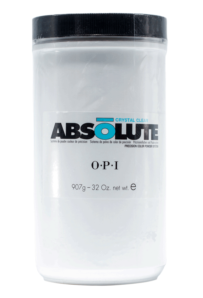 O·P·I Absolute Acrylic Powder - Crystal Clear