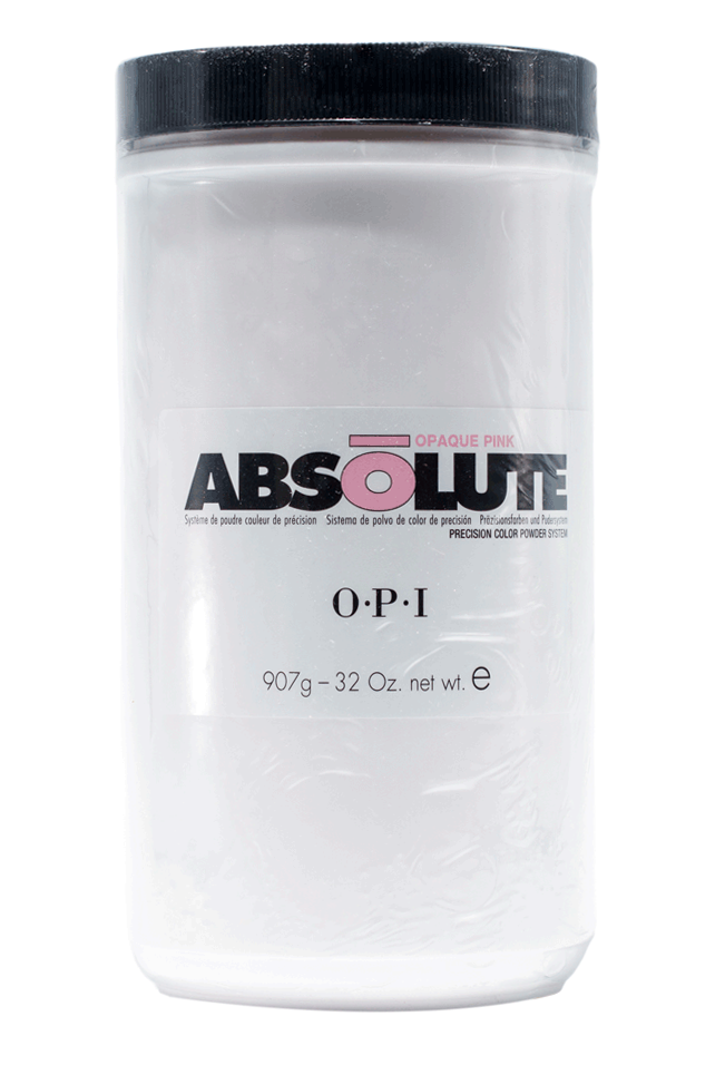 O·P·I Absolute Acrylic Powder - Opaque Pink