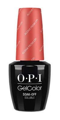 O·P·I GelColor H70 Aloha From OPI - Gina Beauté