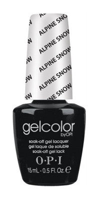 O·P·I GelColor Alpine Snow