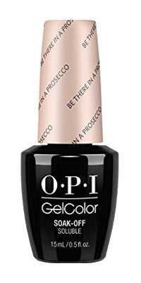 O·P·I GelColor Be There In A Prosecco