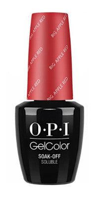 O·P·I GelColor Big Red Apple