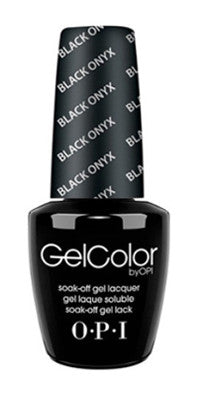 O·P·I GelColor Black Onyx