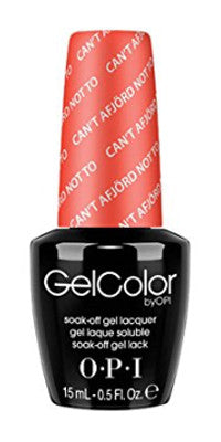 O·P·I GelColor N43 Can't Afjord Not To - Gina Beauté