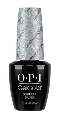 O·P·I GelColor Champagne For Breakfast - Gina Beauté