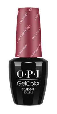 O·P·I GelColor H02 Chick Flick Cherry - Gina Beauté