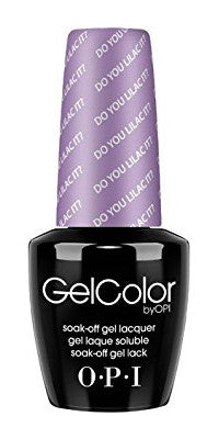 O·P·I GelColor B29 Do You Lilac It!? - Gina Beauté