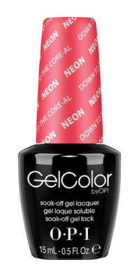 O·P·I GelColor N38 Down To The Core-Al - Gina Beauté
