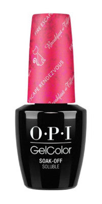 O·P·I GelColor H09 Fire Escape RendezVous - Gina Beauté