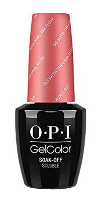 O·P·I GelColor Go With The Lava Flow