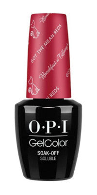 O·P·I GelColor Got The Mean Reds - Gina Beauté