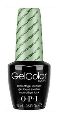 O·P·I GelColor B44 Gran Gargantuan Green Grape - Gina Beauté