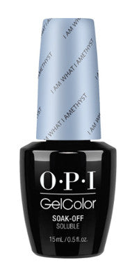 O·P·I GelColor T76 I Am What I Amethyst - Gina Beauté