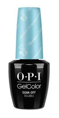 O·P·I GelColor H01 I Believe In Manicures - Gina Beauté