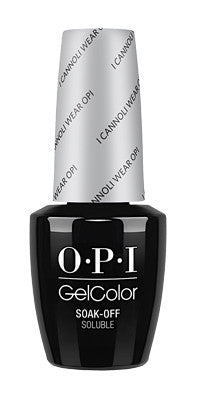 O·P·I GelColor V32 I Cannoli Wear Opi - Gina Beauté