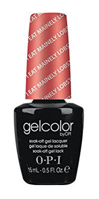 O·P·I GelColor T30 I Eat Mainely Lobster - Gina Beauté