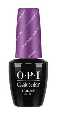 O·P·I GelColor N54 I Manicure For Beads - Gina Beauté