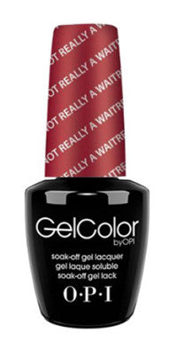 O·P·I GelColor H08 I'm Not Really A Waitress - Gina Beauté