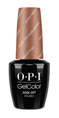O·P·I GelColor Inside The Isabelletway - Gina Beauté