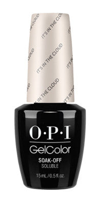 O·P·I GelColor T71 It's In The Cloud - Gina Beauté