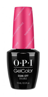 O·P·I GelColor Mad For Madness Sake - Gina Beauté
