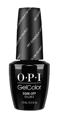 O·P·I GelColor My Gondola Or Yours?