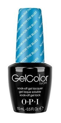 O·P·I GelColor B83  No More Room For The Blues - Gina Beauté