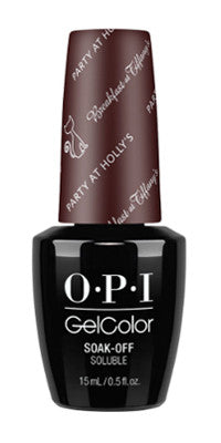 O·P·I GelColor Party At Hollys