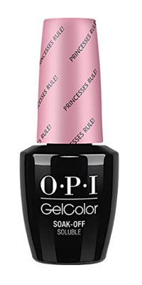 O·P·I GelColor Princesses Rule!