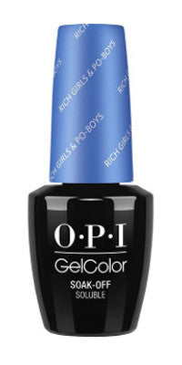 O·P·I GelColor Rich Girls & Po-Boys