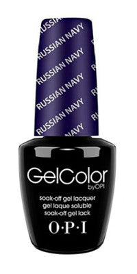 O·P·I GelColor R54 Russian Navy - Gina Beauté