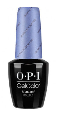 O·P·I GelColor Show Us Your Tips!