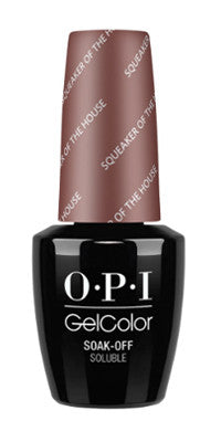 O·P·I GelColor W60 Squeaker Of The House - Gina Beauté