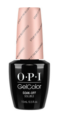 O·P·I GelColor T74 Stop It I'm Blushing! - Gina Beauté