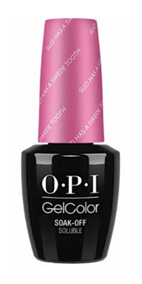 O·P·I GelColor N46 Suzi Has A Swede Tooth - Gina Beauté