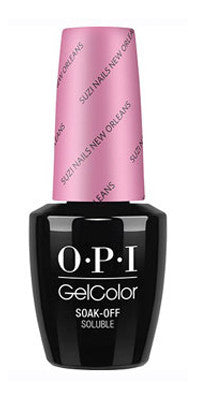 O·P·I GelColor N53 Suzi Nails New Orleans - Gina Beauté
