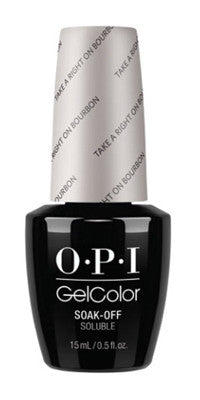 O·P·I GelColor Take A Right On Bourbon