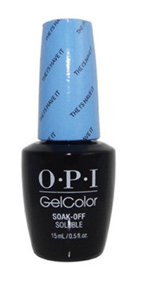 O·P·I GelColor The Is Have It