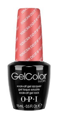 O·P·I GelColor A67 Toucan Do It If You Try - Gina Beauté